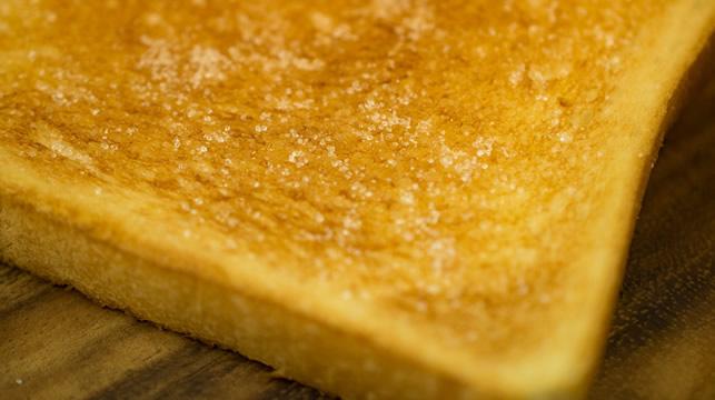 バニラシュガートースト